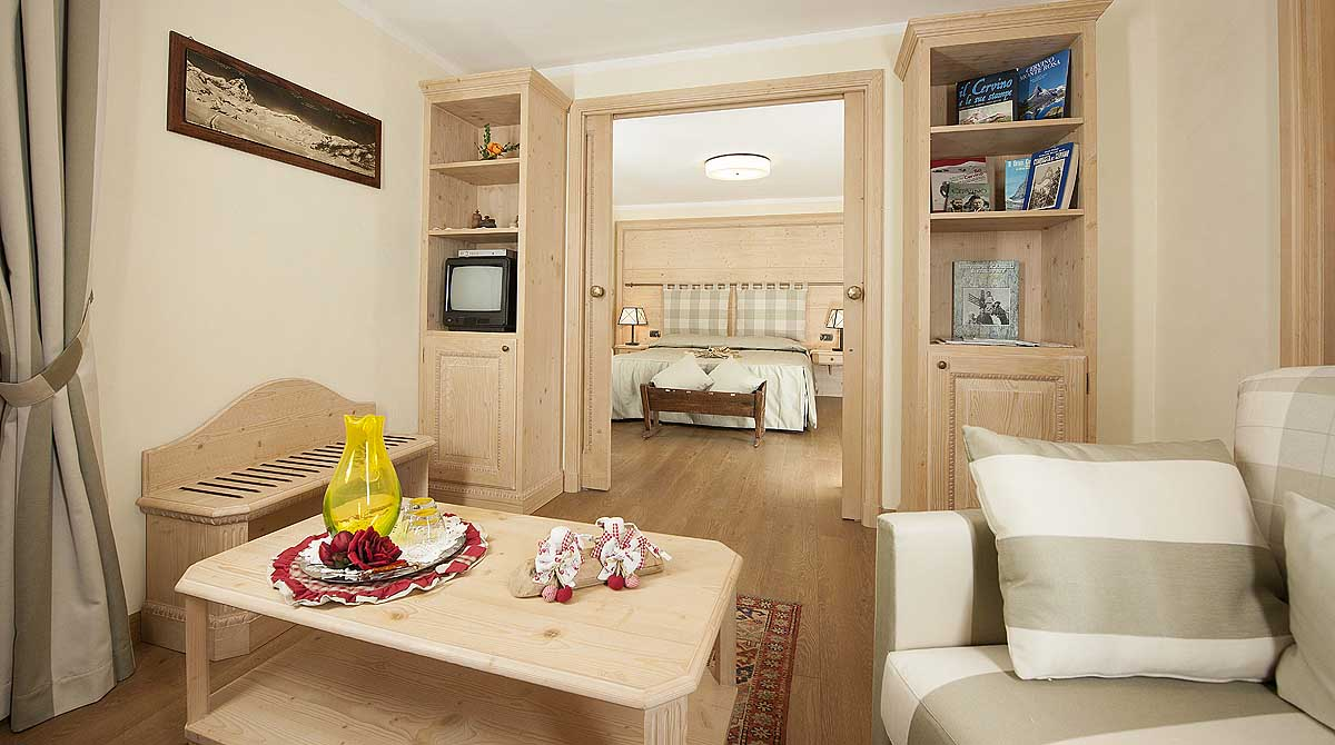 Hotel Edelweiss Breuil Cervinia Suite